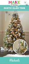 need inspiration for a rustic glam christmas tree it can be