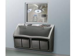 Scrub Sink steris surgical streamline皰 scrub sinks