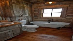 Rustic Cabin Bathroom - bathroom small rustic cabin interior pictures to pin on pinterest