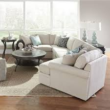 sectional sofa with cuddler american furniture 3810 that seats 5