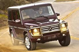 2013 mercedes g550 and g63 amg car review so expensive