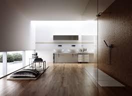 modern bathroom in a minimalist style wall with mosaic u2013 ideas