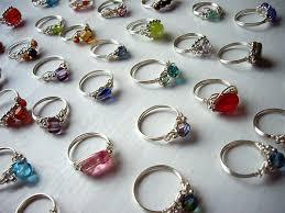 jewelry wire rings images Rings gayle bird designs jpg