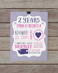 2 year wedding anniversary gift ideas paper anniversary present gift for husband 2 year