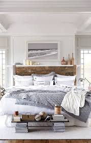 beach style beds driftwood headboard bedroom beach style with modern rustic beds and
