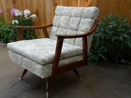 mid century paoli rocking chair 1960s i would reupholster this bad