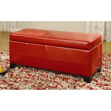 Storage Bedroom Bench Red Bench Photos Design Ideas Remodel And Decor Lonny End Of Bed
