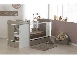 lit chambre transformable pas cher lit bébé sofamo belem lit transformable blanc 70x140 pas cher