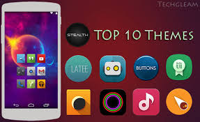 android themes top 10 newest android themes of 2014 techgleam