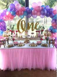 1st birthday party themes 1st birthday party theme ideas girl the in themes