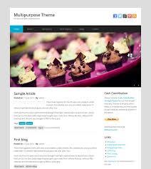theme drupal menu block this free responsive drupal theme has a clean design a multi level