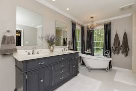 Attractive Master Bathroom Designs Absurd Remarkable Bathroom On Bathroom With Clawfoot Tub Barrowdems