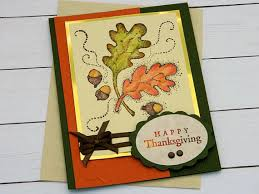 thanksgiving cards handmade happy thanksgiving card