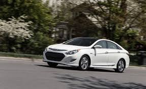 2013 hyundai sonata hybrid test u2013 review u2013 car and driver