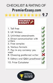Review of PremierEssay by TopWritersReview