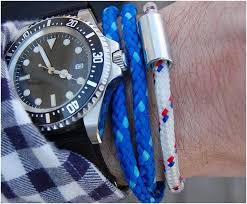 simple rope bracelet images How to make a simple rope bracelet for the guys the beading JPG