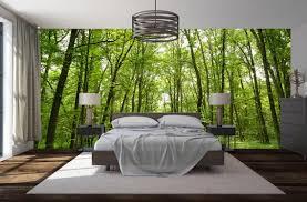 Bedroom Wall Murals by Forest Mural Bedroom Descargas Mundiales Com