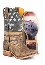 tin haul freedom cowboy boots urban western wear