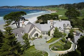 a 37 5 million beachfront estate in carmel wsj