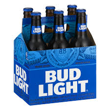 is bud light made with rice bud light 6 pk 16 0 fl oz walmart com