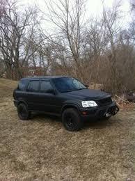1999 honda crv rims ca 1999 honda crv with lift bigger tires and wheels lifted