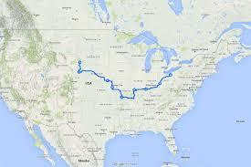 Google Maps Ohio American Solar Challenge Schweizer Solarmobil Erfolgreich Zhaw