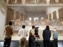 view full sizeetbd staffmore than 500 years after it was painted the last supper