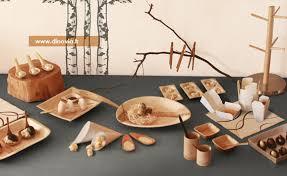assiette jetable mariage vaisselle palmier dinovia vaisselle jetable et décoration de table