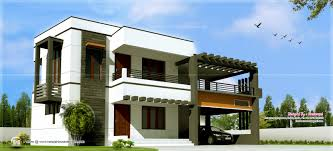 Modern House Design Plan 120 Square Meter House Plan On 120 Square Meters Modern House Designs