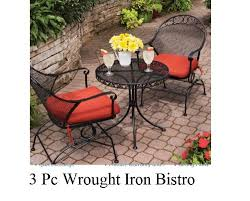 Wrought Iron Bistro Chairs 13 Awesome Wrought Iron Furniture Products Online