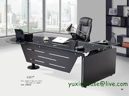 Glass Office Furniture Desk Modern Office Furniture Seagate Commercial Interiors Sale