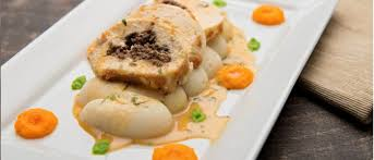 mousseline en cuisine dysphagia stuffed chicken mousseline recipe stir it up magazine