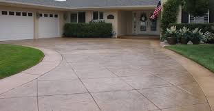How Much Is A Stamped Concrete Patio by Stain And Stamp
