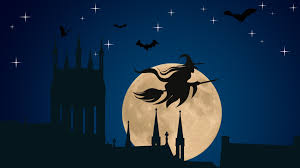 best halloween backgrounds 1280x800 halloween witches desktop