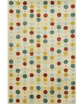 Area Rugs With Circles Fall Savings Are Here 26 Off Persian Rugs 1504 Red Circle Design