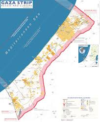 Border Patrol Checkpoints Map Blockade Of The Gaza Strip Wikipedia