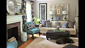 elegant catchy living room makeover with diy youtube livingroom