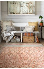 Orange And Brown Area Rugs 16 Best Fixer Upper Rugs Images On Pinterest Fixer Upper