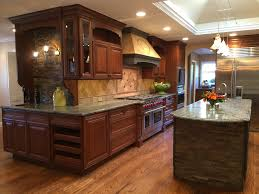 kitchen paneling ideas wall paneling ideas kitchen mediterranean with cherry cabinets