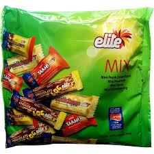 pesek zman elite mini pesek zman classic candy mix 14 07 oz walmart