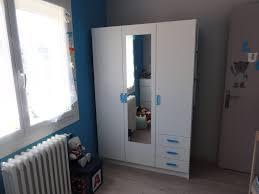 chambre gris et bleu chambre et noir 2