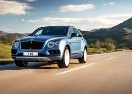 bentley suv 2018 2017 bentley bentayga suv msrp mpg toyota suv 2018