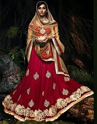 robe de mariã e indienne lehengas de mariage traditionnel robe indienne mariage