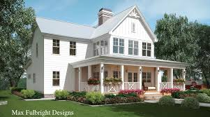 farmhouse plan farmhouse plan by max fulbright designs at home with the