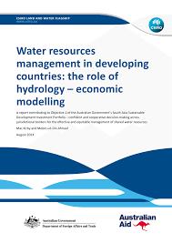 water resources management in developing countries the role of