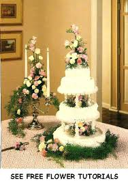Diy Wedding Cake Table Decoration Ideas utnavifo