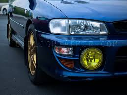 99 01 Subaru Impreza Rs Fog Light Protection Film Kit