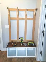 diy mudroom bench honeybear lane pics with amusing mudroom bench