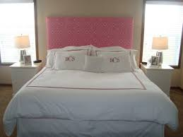 Padded King Size Headboards by Astonishing Diy Upholstered King Headboard Images Inspiration
