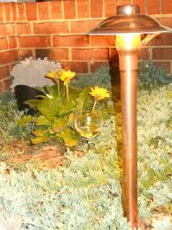 Copper Outdoor Lighting Fixtures Beautiful Copper Landscape Lighting Pictures 5 Photos